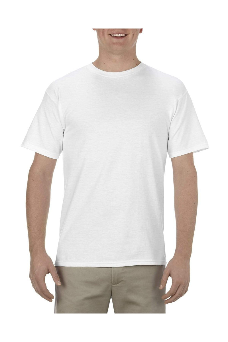 Alstyle AL1701: Adult 5.5 oz., 100% Soft Spun Cotton T-Shirt-T-Shirts-wholesale apparel
