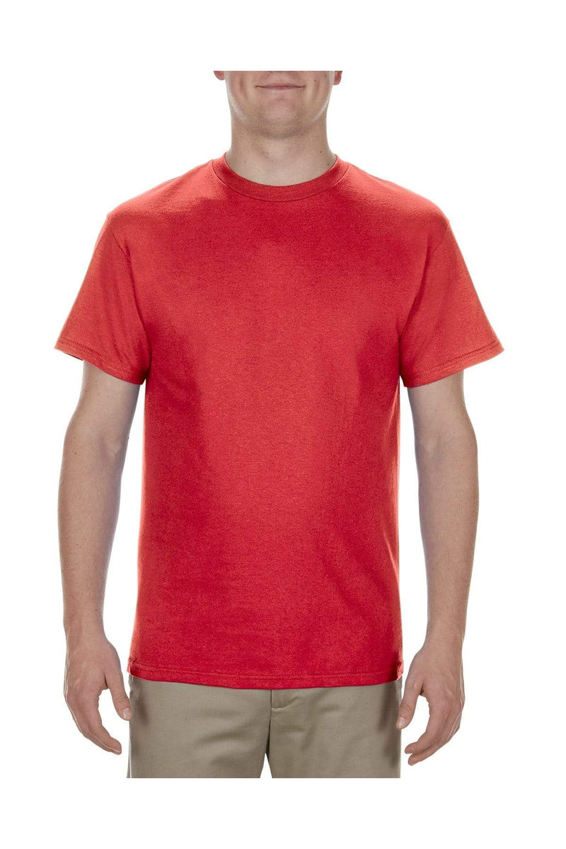 Alstyle AL1901: Adult 5.1 oz., 100% Cotton T-Shirt-T-Shirts-wholesale apparel