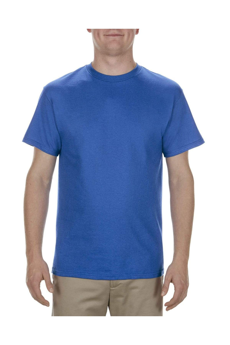 Alstyle AL1901: Adult 5.1 oz., 100% Cotton T-Shirt, Basic Colors-T-Shirts-wholesale apparel