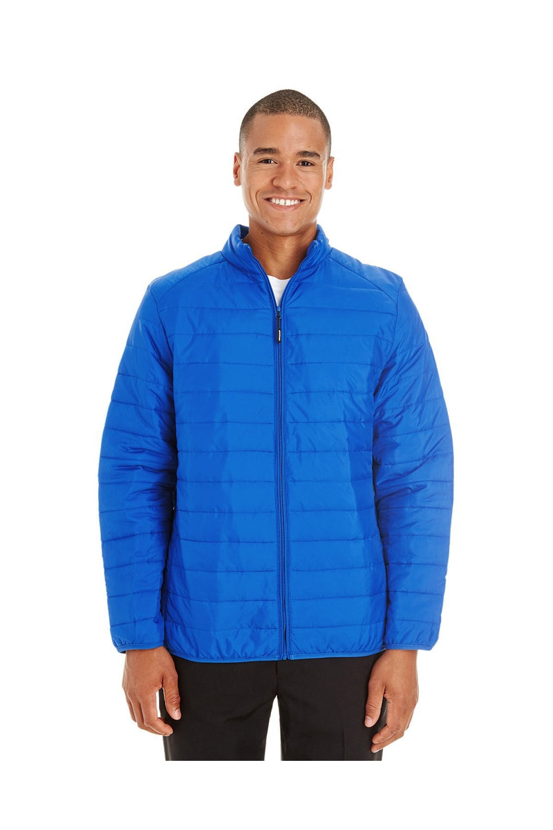 Ash City - Core 365 CE700: Men's Prevail Packable Puffer Jacket-Outerwear-Bulkthreads.com, Wholesale T-Shirts and Tanks