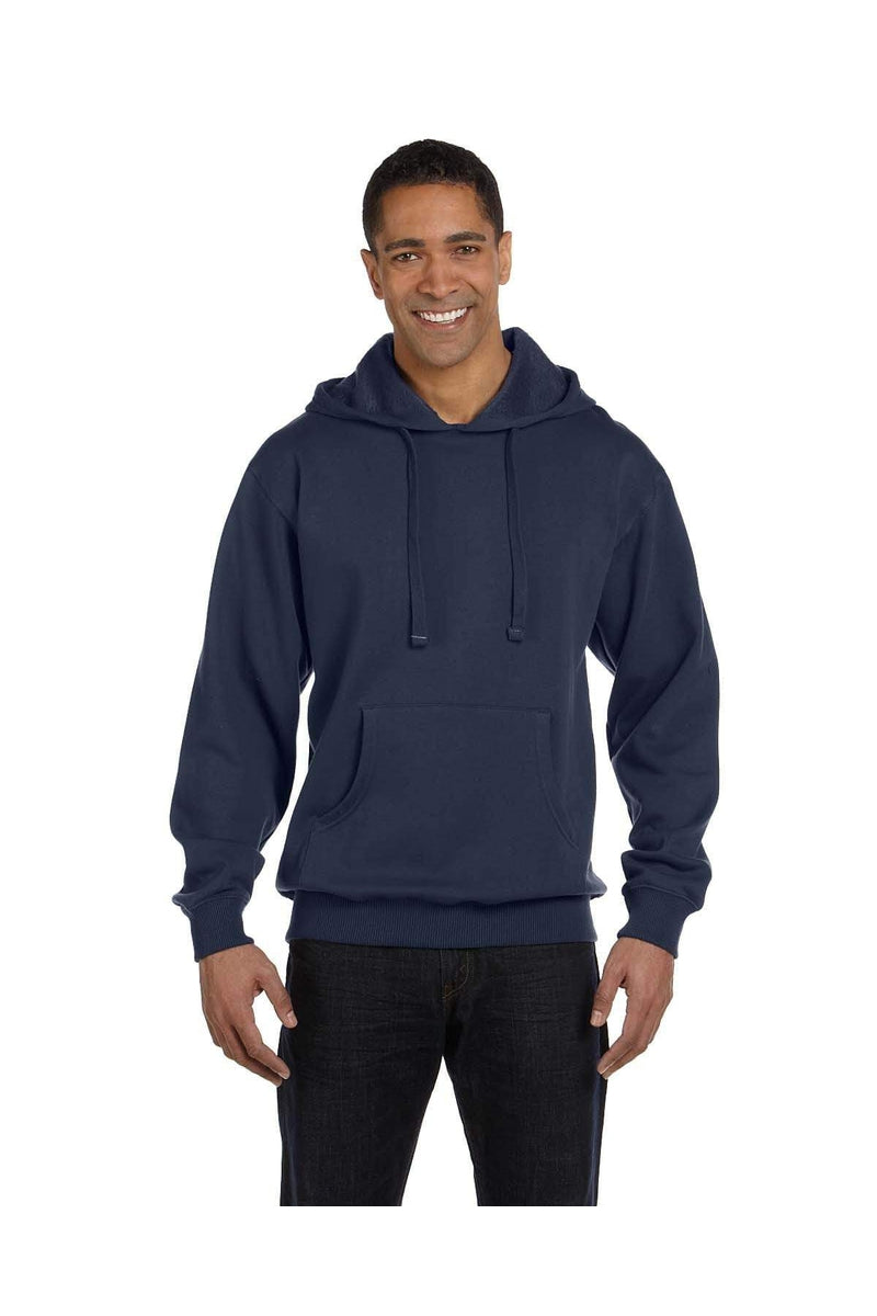 econscious EC5500: Adult 9 oz. Organic/Recycled Pullover Hood-Sweatshirts | Fleece-wholesale apparel