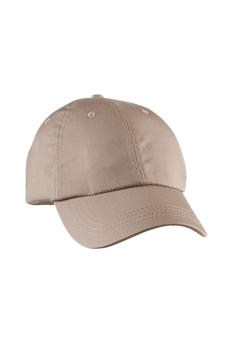 econscious EC7060: Recycled Polyester Unstructured Baseball Cap