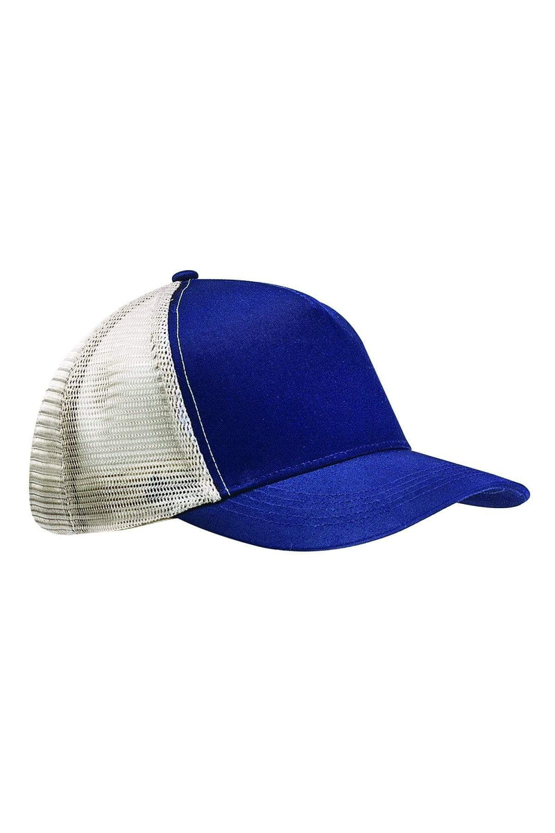 econscious EC7065: Recycled Semi-Curve 5-Panel Trucker