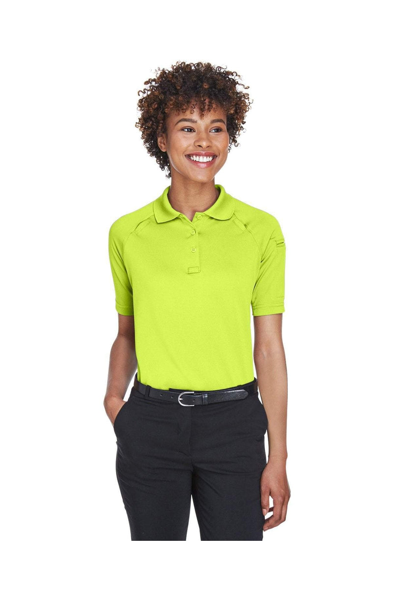 Harriton M211W: Ladies' Tactical Performance Polo-Polos-Bulkthreads.com, Wholesale T-Shirts and Tanks