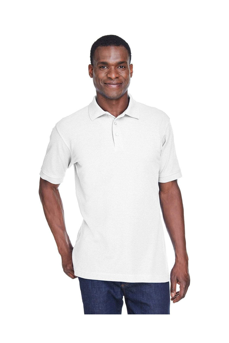 Harriton M280: Men's 5 oz. Blend-Tek(tm) Polo