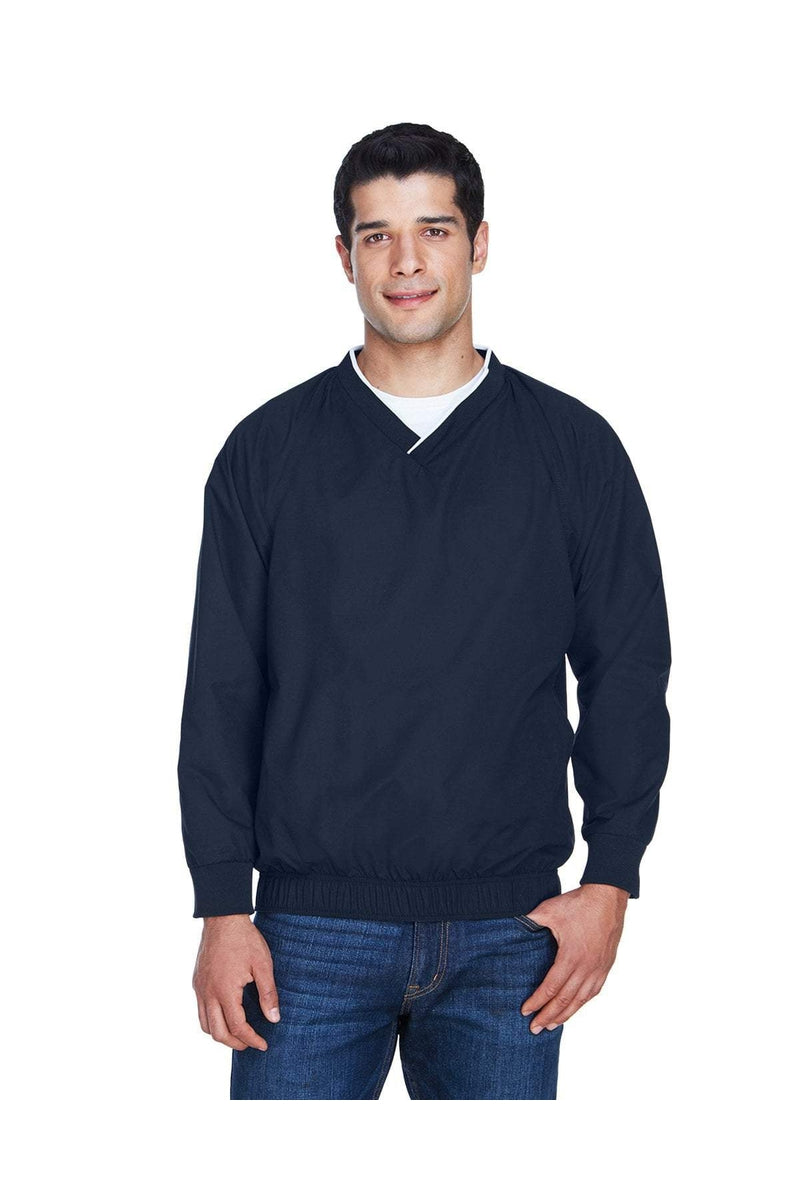 Harriton M700: Adult Microfiber Wind Shirt-Outerwear-Bulkthreads.com, Wholesale T-Shirts and Tanks
