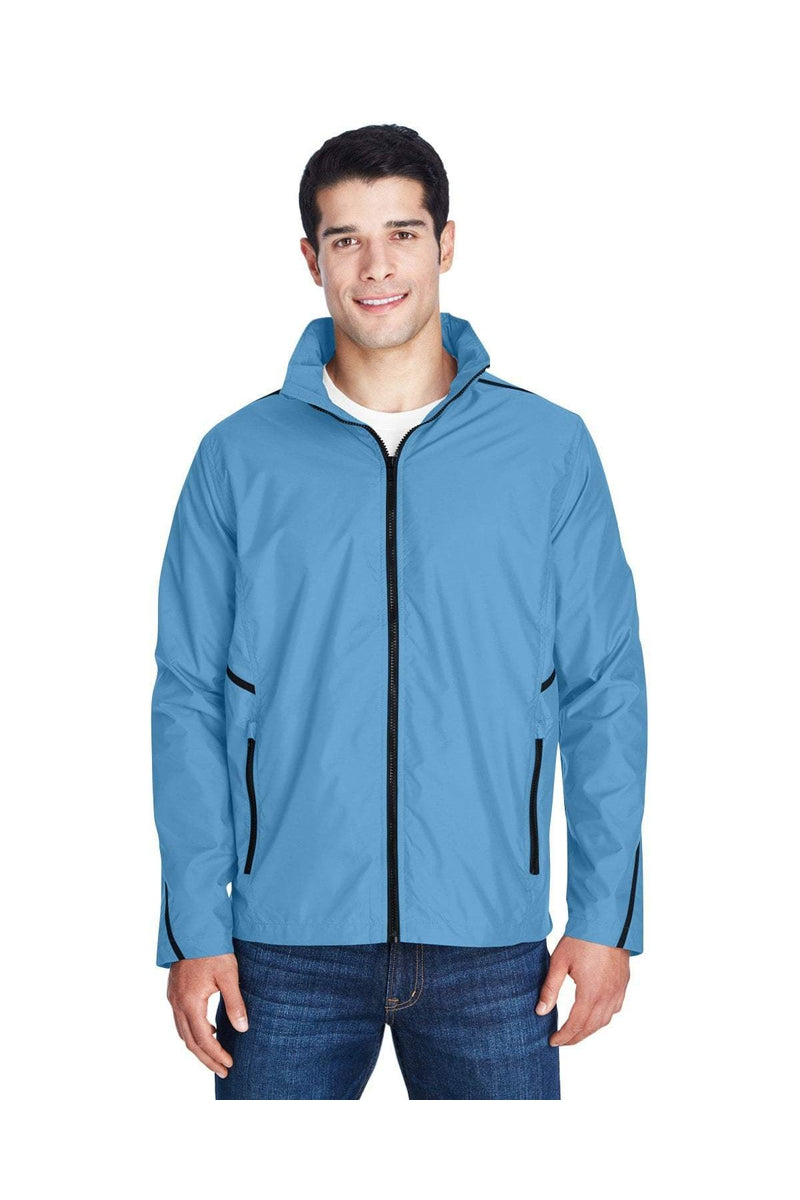 Team 365 TT70: Adult Conquest Jacket with Mesh Lining, Basic Colors-Outerwear-Bulkthreads.com, Wholesale T-Shirts and Tanks