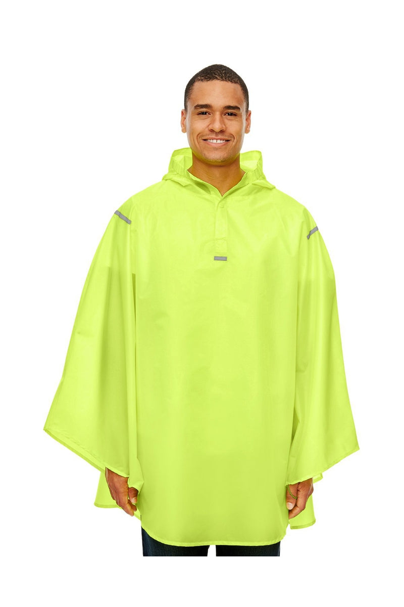 Team 365 TT71: Adult Stadium Packable Poncho-Outerwear-Bulkthreads.com, Wholesale T-Shirts and Tanks