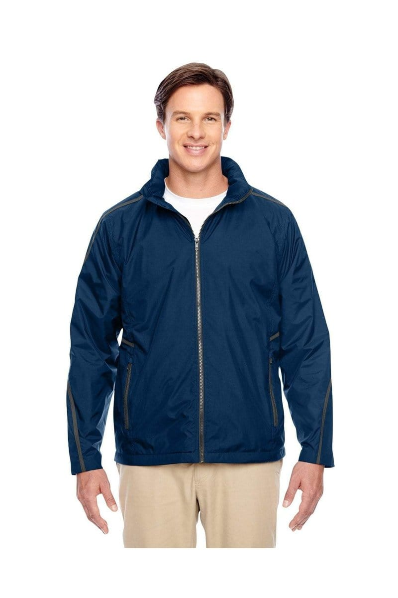 Team 365 TT72: Adult Conquest Jacket with Fleece Lining, Basic Colors-Outerwear-Bulkthreads.com, Wholesale T-Shirts and Tanks