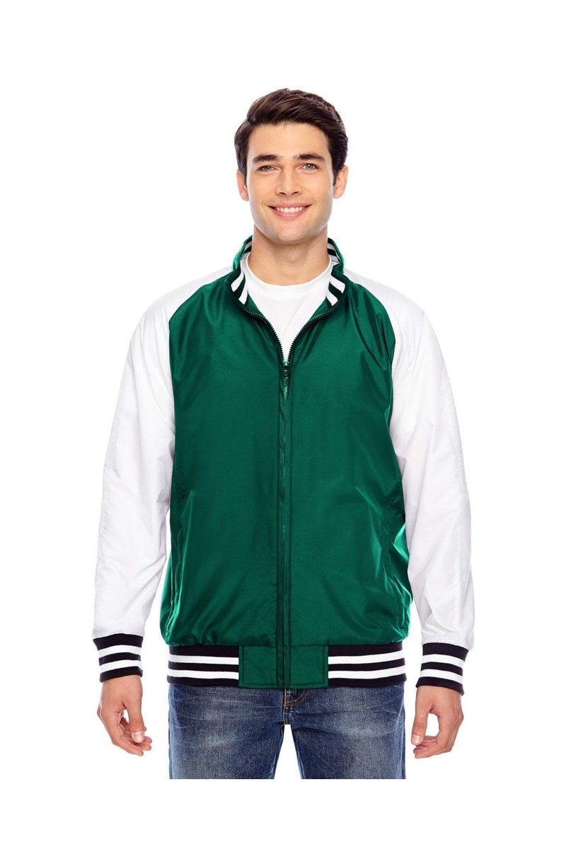 Team 365 TT74: Men's Championship Jacket-Outerwear-Bulkthreads.com, Wholesale T-Shirts and Tanks
