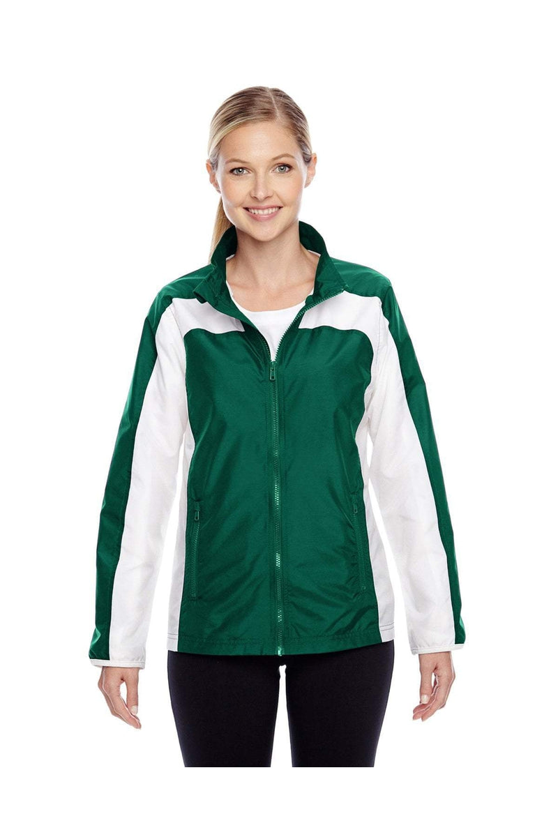 Team 365 TT76W: Ladies' Squad Jacket-Outerwear-Bulkthreads.com, Wholesale T-Shirts and Tanks