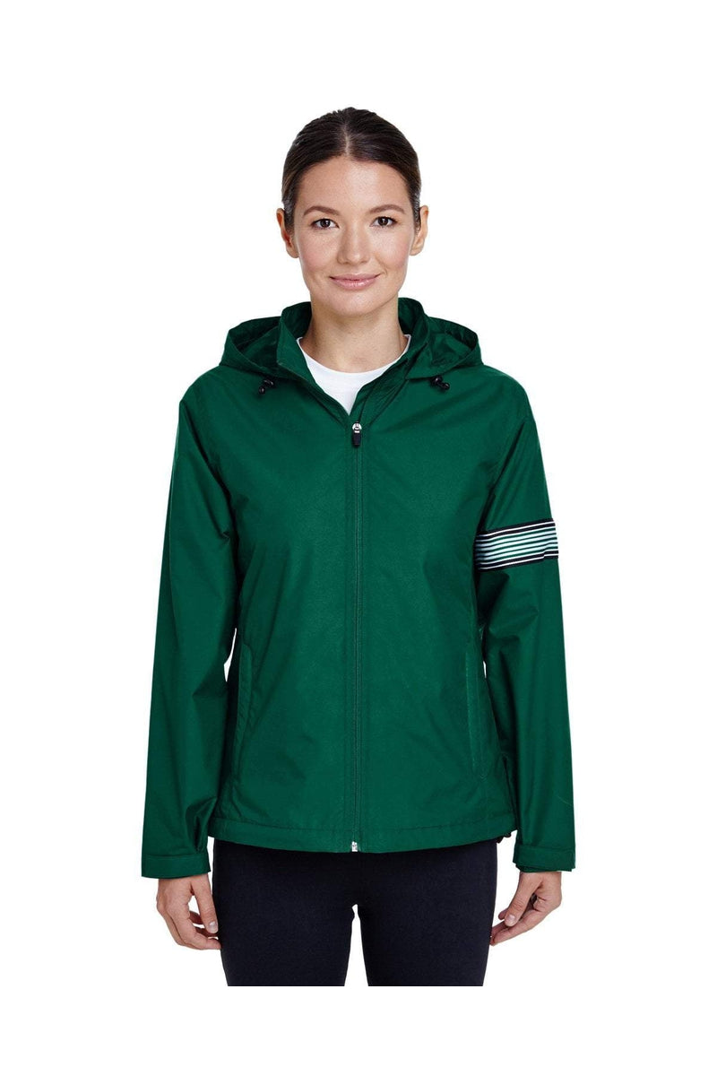 Team 365 TT78W: Ladies' Boost All-Season Jacket with Fleece Lining-Outerwear-Bulkthreads.com, Wholesale T-Shirts and Tanks