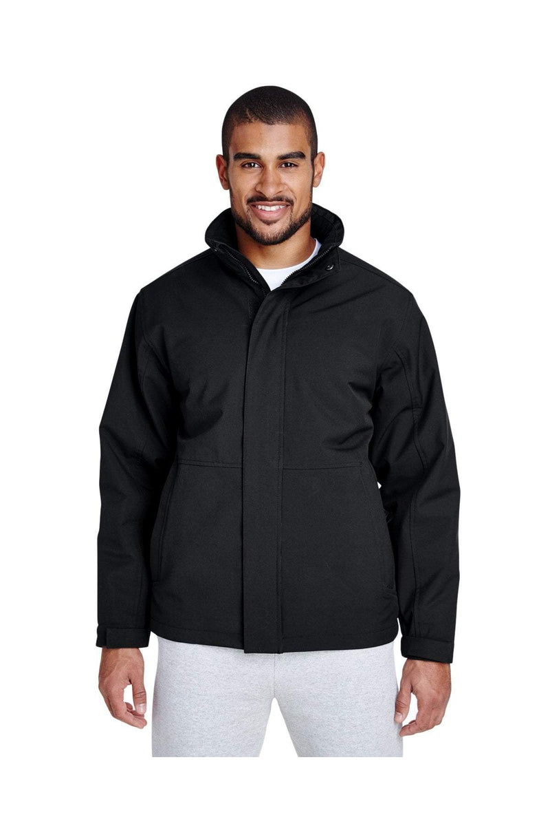 Team 365 TT88: Men's Guardian Insulated Soft Shell Jacket-Outerwear-Bulkthreads.com, Wholesale T-Shirts and Tanks