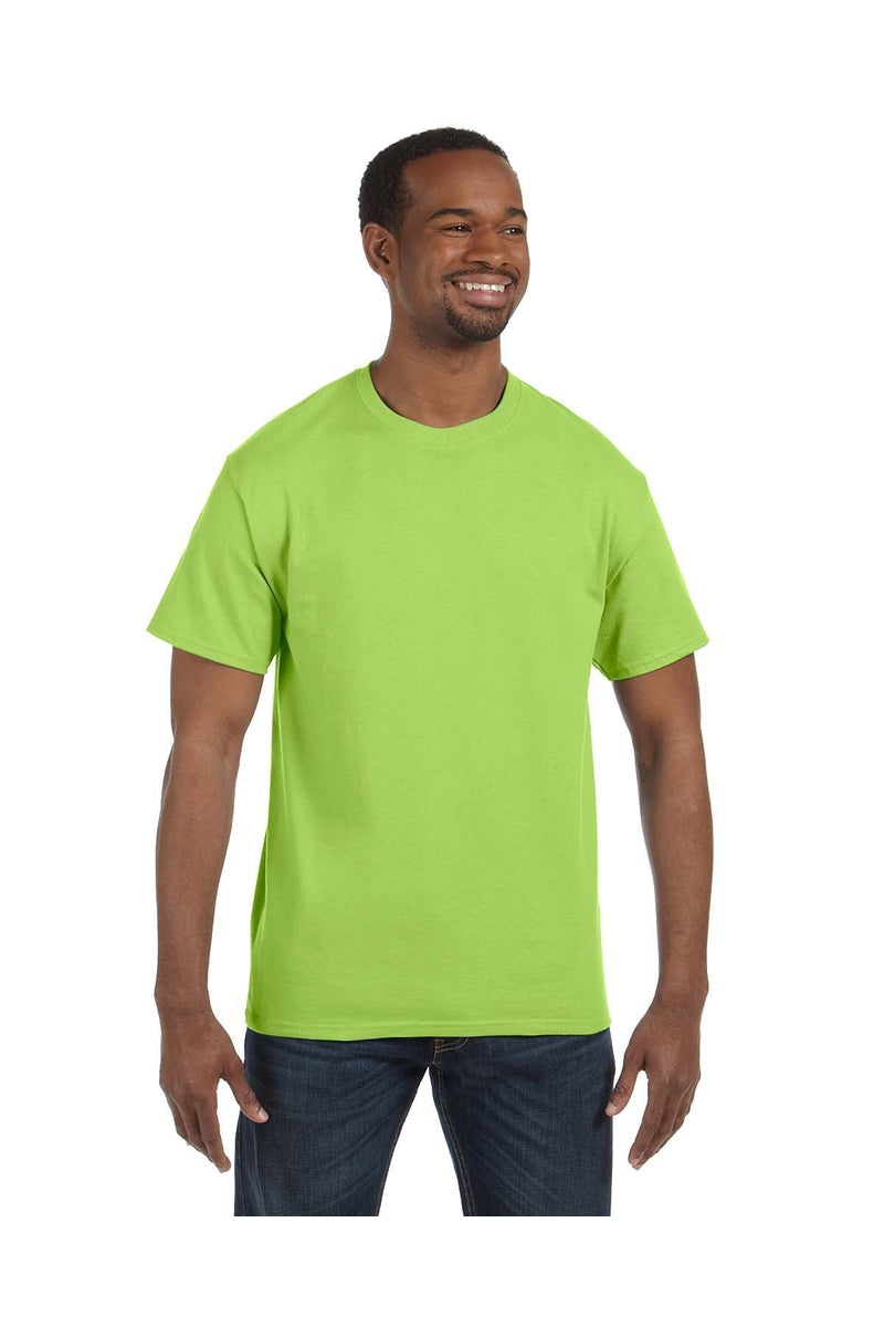 Jerzees 29M: Adult 5.6 oz. DRI-POWER® ACTIVE T-Shirt, Extended Colors-T-Shirts-Bulkthreads.com, Wholesale T-Shirts and Tanks