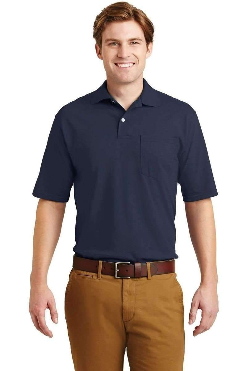 JERZEES 436P: SpotShield Jersey Wholesale Polo T Shirt-Polos/Knits-Bulkthreads.com, Wholesale T-Shirts and Tanks
