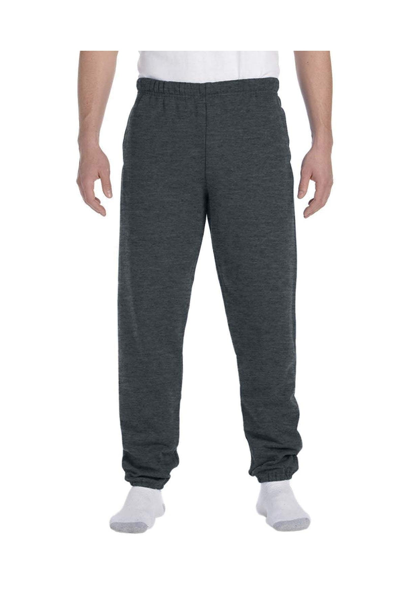 Jerzees 4850P: Adult 9.5 oz. Super Sweats(r) NuBlend(r) Fleece Pocketed Sweatpants-Sweatshirts-Bulkthreads.com, Wholesale T-Shirts and Tanks