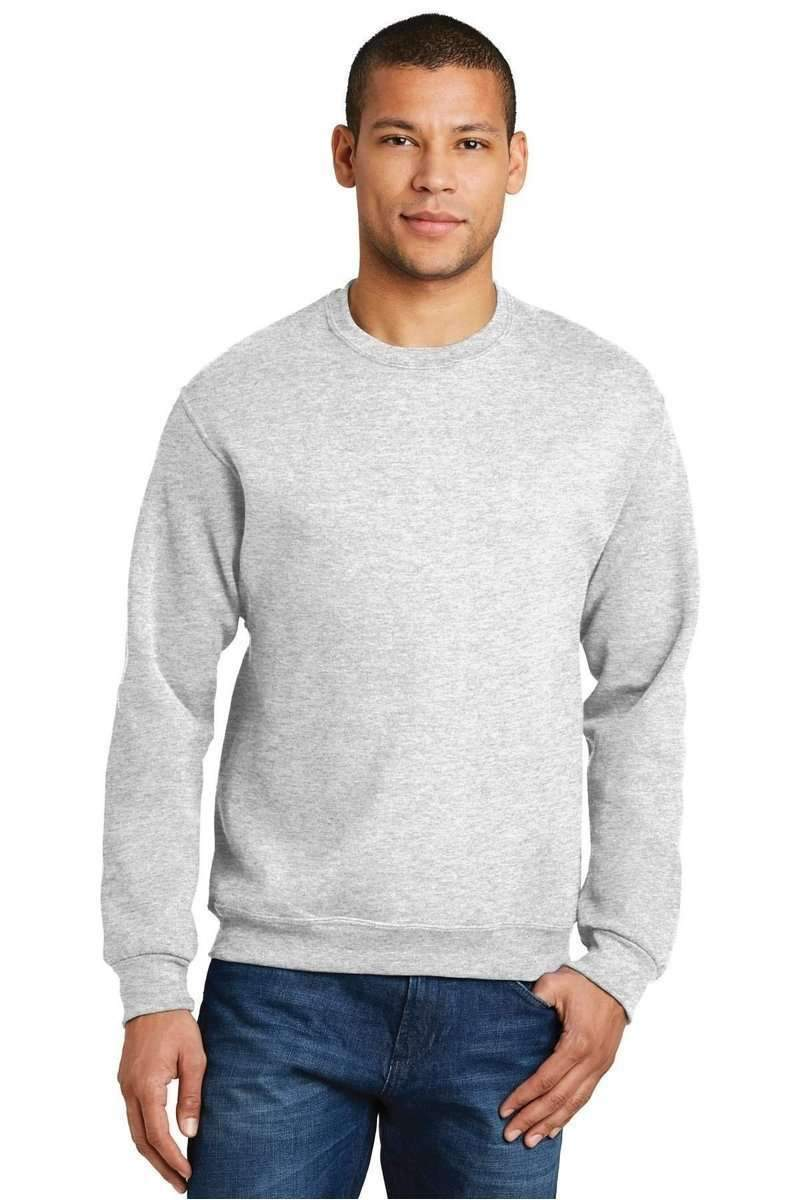 JERZEES 562: - Wholesale Crewneck Sweatshirt.-Sweatshirts/Fleece-Bulkthreads.com, Wholesale T-Shirts and Tanks