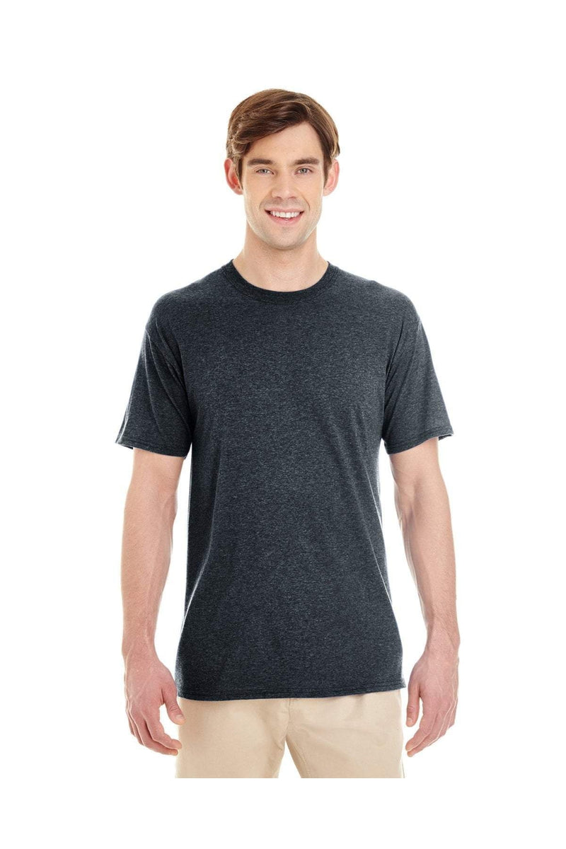 Jerzees 601MR: Adult 4.5 oz. TRI-BLEND T-Shirt-T-Shirts-Bulkthreads.com, Wholesale T-Shirts and Tanks