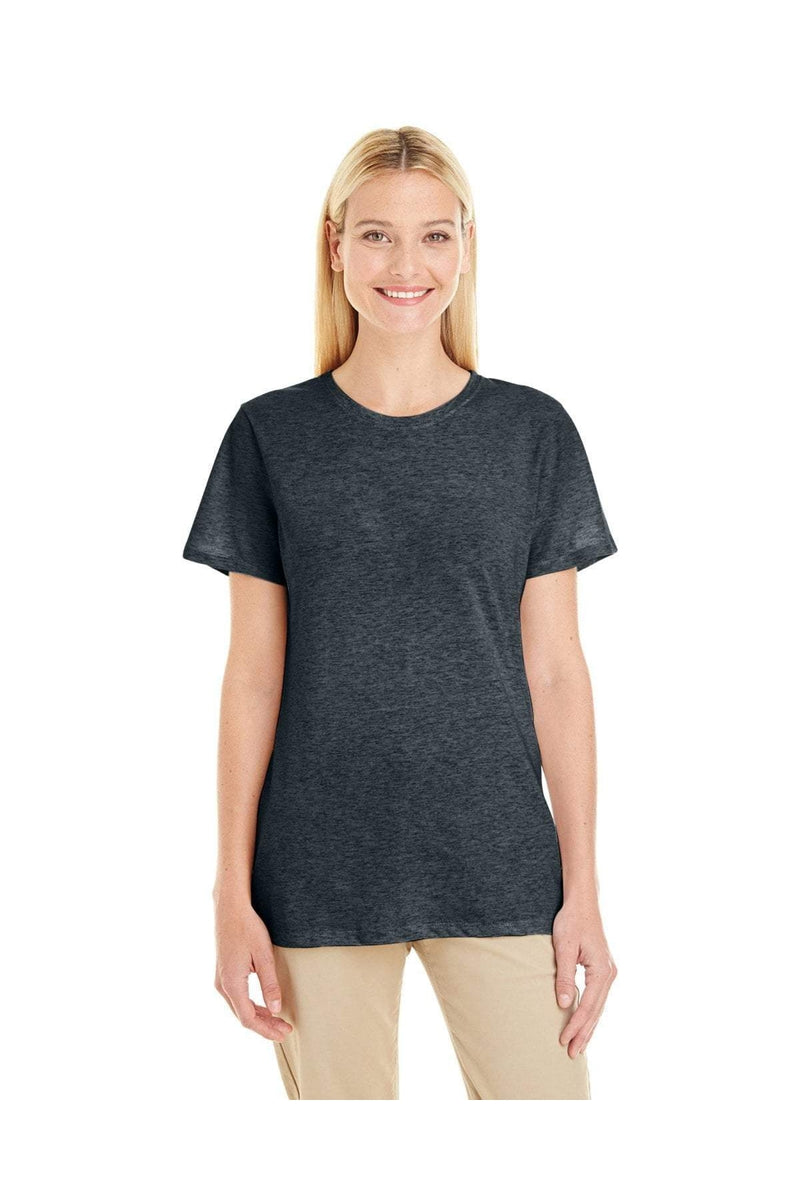 Jerzees 601WR: Ladies' 4.5 oz. TRI-BLEND T-Shirt-T-Shirts-Bulkthreads.com, Wholesale T-Shirts and Tanks