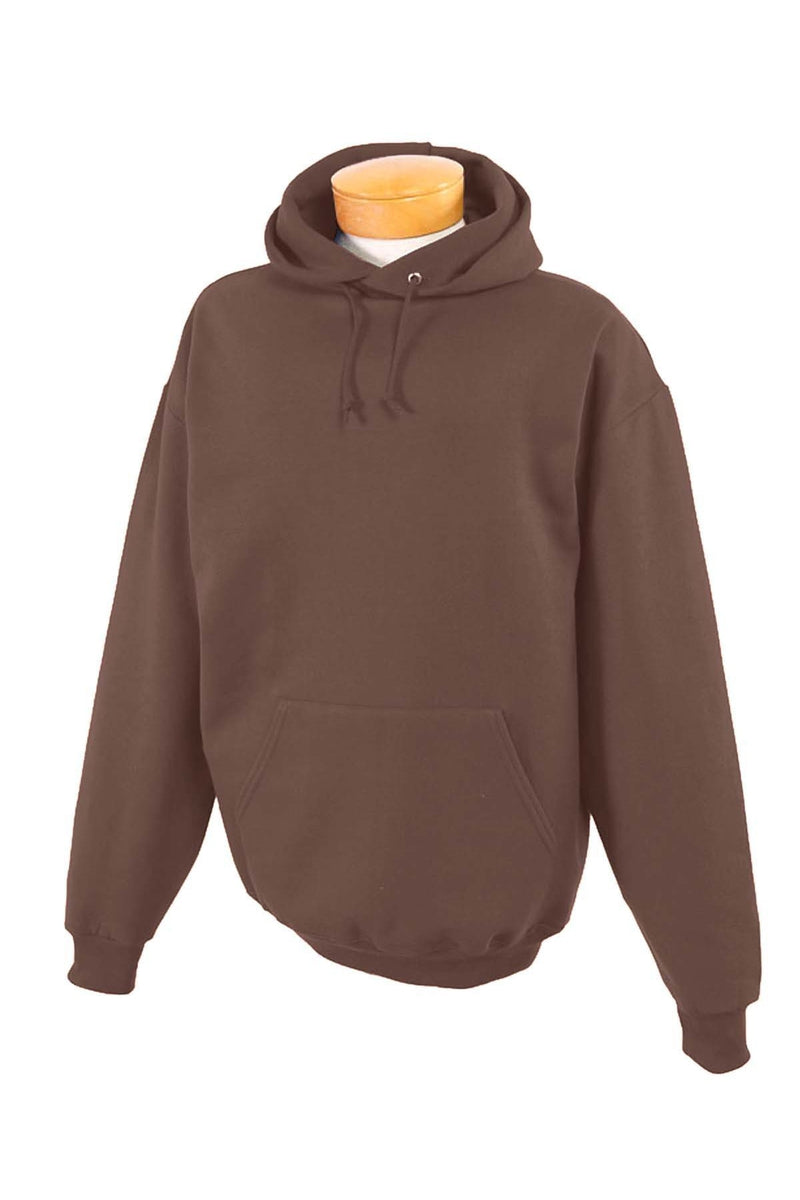 Jerzees 996Y: Youth 8 oz. NuBlend(r) Fleece Pullover Hood, Basic Colors-Jerzees-Bulkthreads.com