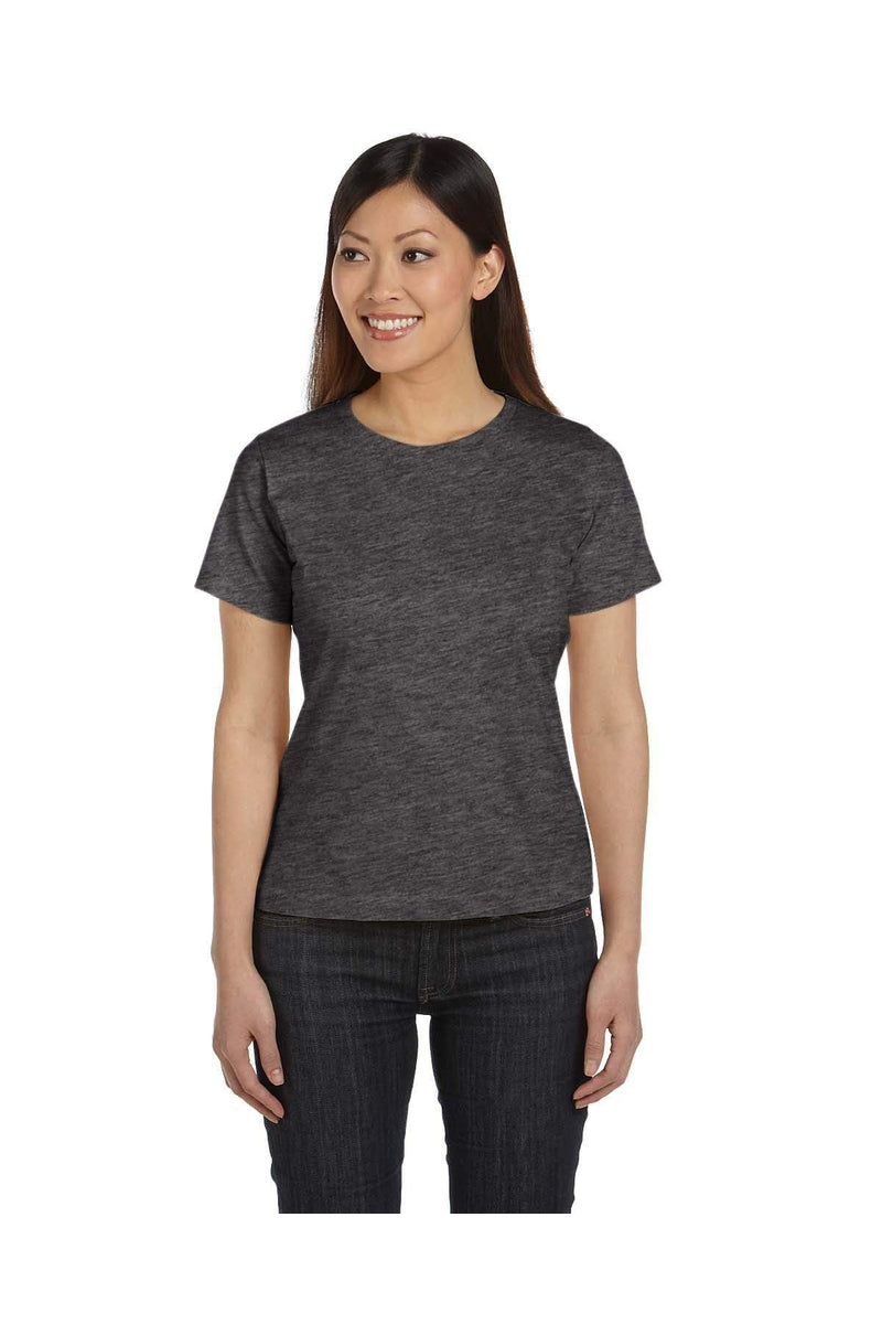 LAT 3580: Ladies' Premium Jersey T-Shirt-T-Shirts-Bulkthreads.com, Wholesale T-Shirts and Tanks