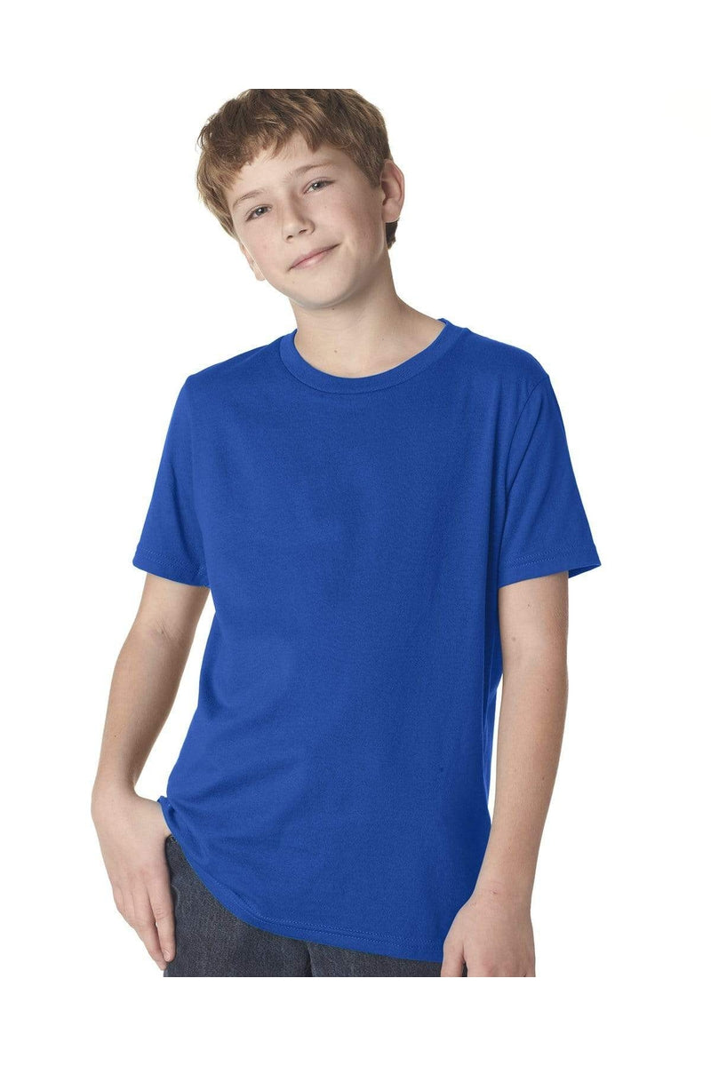 Next Level 3310: Youth Boys' Cotton Crew-T-Shirts-Bulkthreads.com, Wholesale T-Shirts and Tanks