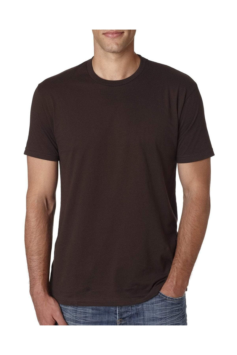 Next Level 3600: Unisex Cotton T-Shirt, Basic Colors-T-Shirts-Bulkthreads.com, Wholesale T-Shirts and Tanks