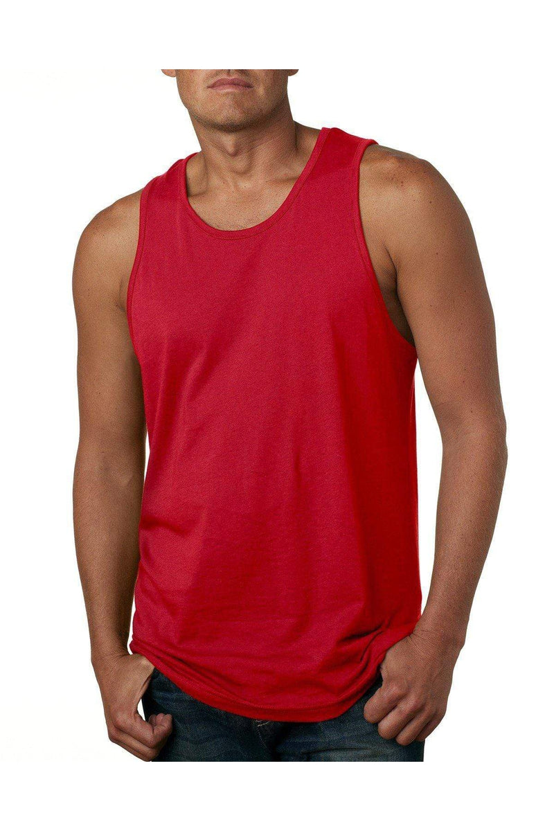 Next Level 3633: Men's Cotton Tank-T-Shirts-Bulkthreads.com, Wholesale T-Shirts and Tanks