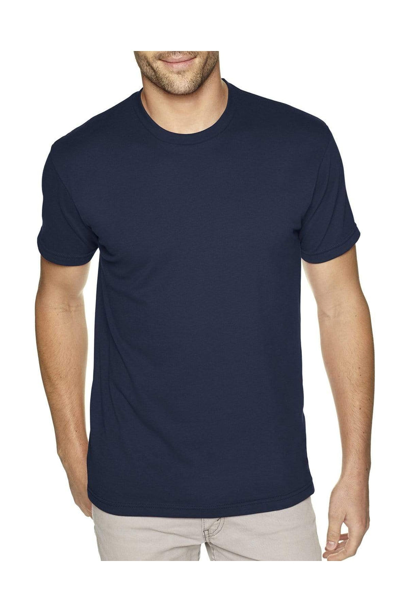 Next Level 6410: Men's Sueded Crew, Basic Colors-T-Shirts-Bulkthreads.com, Wholesale T-Shirts and Tanks