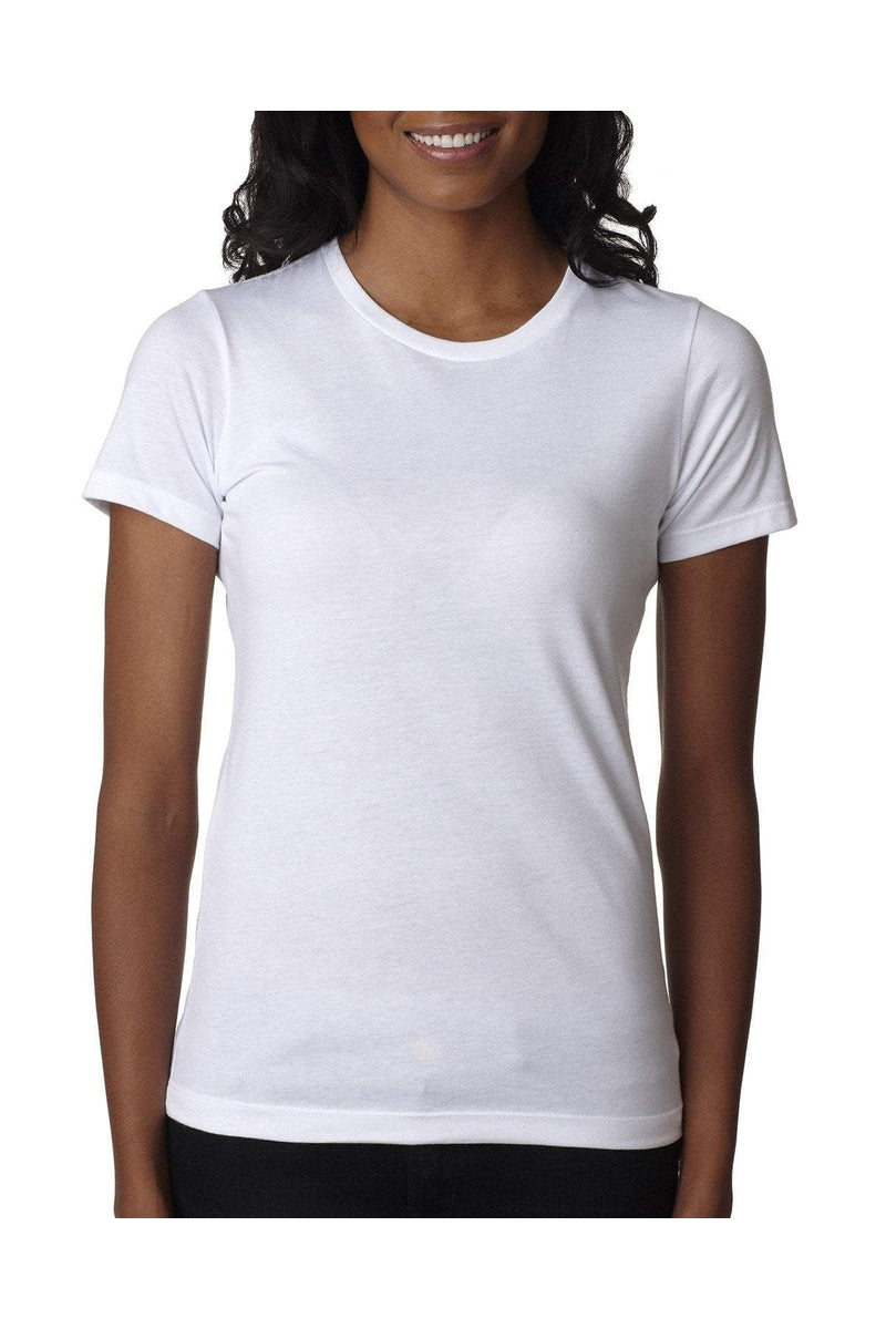 Next Level 6610: Ladies' CVC T-Shirt-T-Shirts-Bulkthreads.com, Wholesale T-Shirts and Tanks