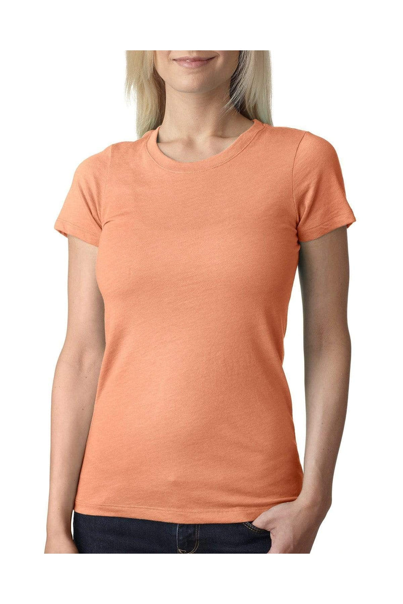 Next Level 6710: Ladies' Triblend Crew-T-Shirts-Bulkthreads.com, Wholesale T-Shirts and Tanks