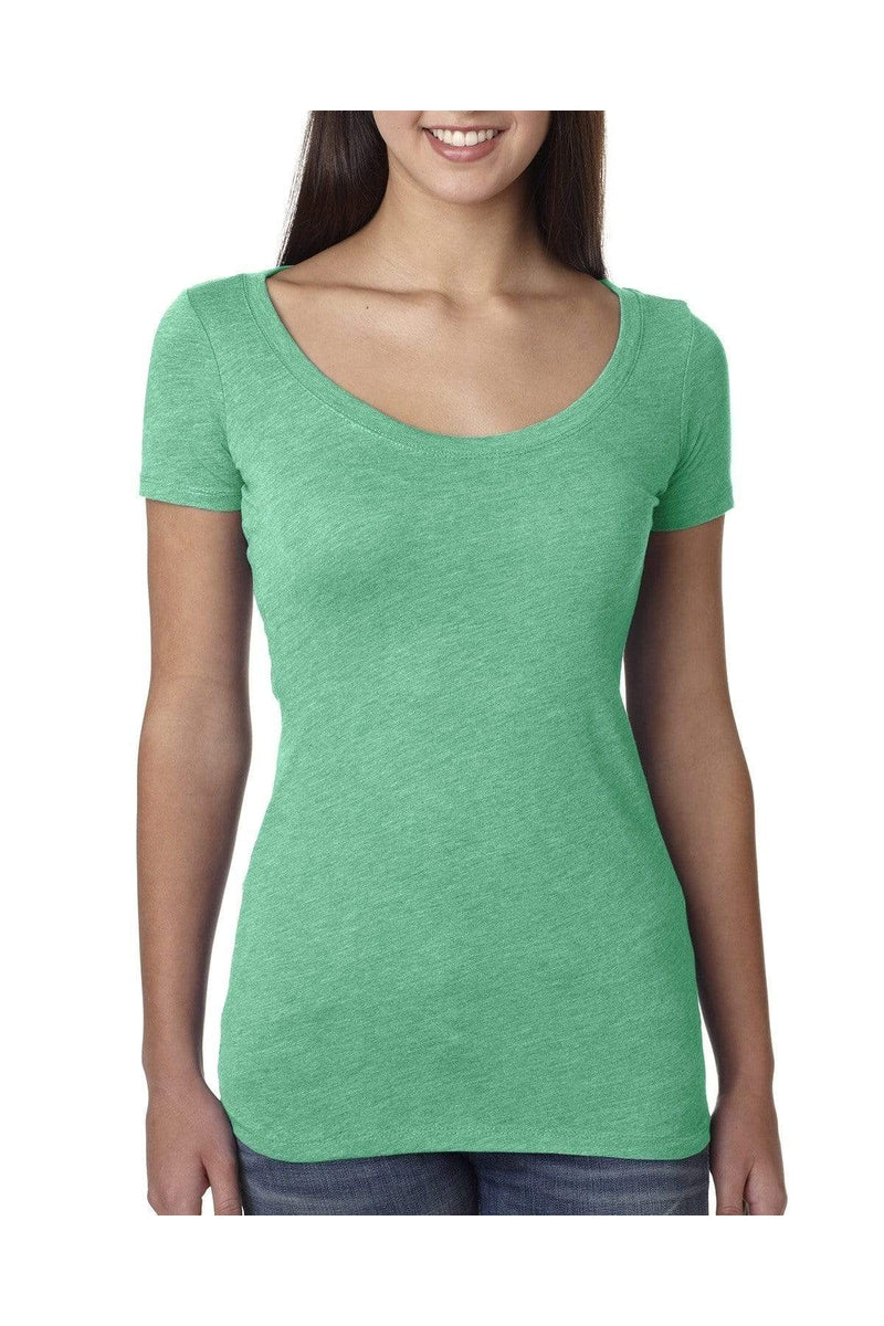 Next Level 6730: Ladies' Triblend Scoop-T-Shirts-Bulkthreads.com, Wholesale T-Shirts and Tanks