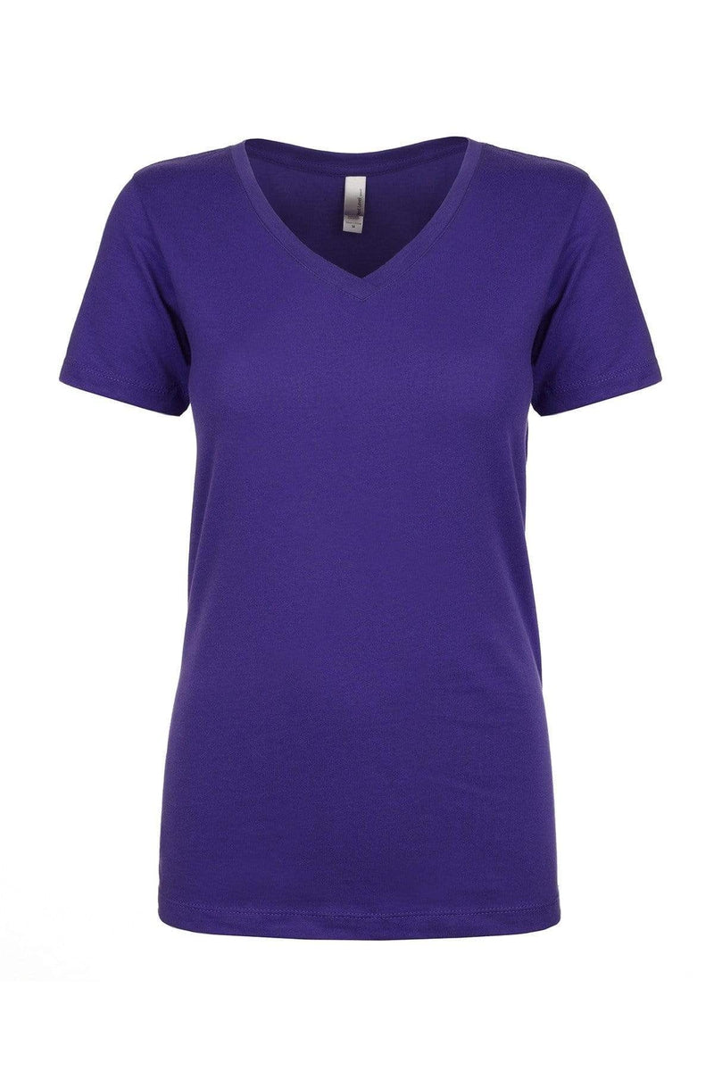 Next Level N1540: Ladies' Ideal V, Basic Colors-T-Shirts-Bulkthreads.com, Wholesale T-Shirts and Tanks