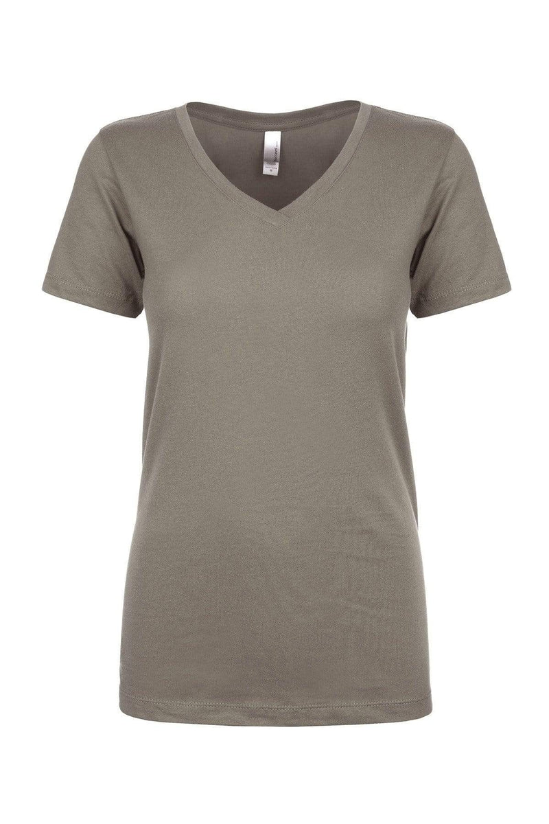 Next Level N1540: Ladies' Ideal V-T-Shirts-Bulkthreads.com, Wholesale T-Shirts and Tanks