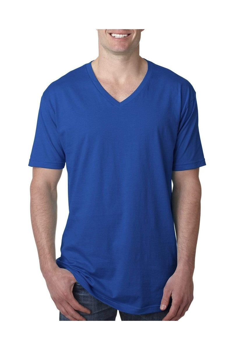 Next Level N3200: Men's Cotton V Neck-T-Shirts-Bulkthreads.com, Wholesale T-Shirts and Tanks