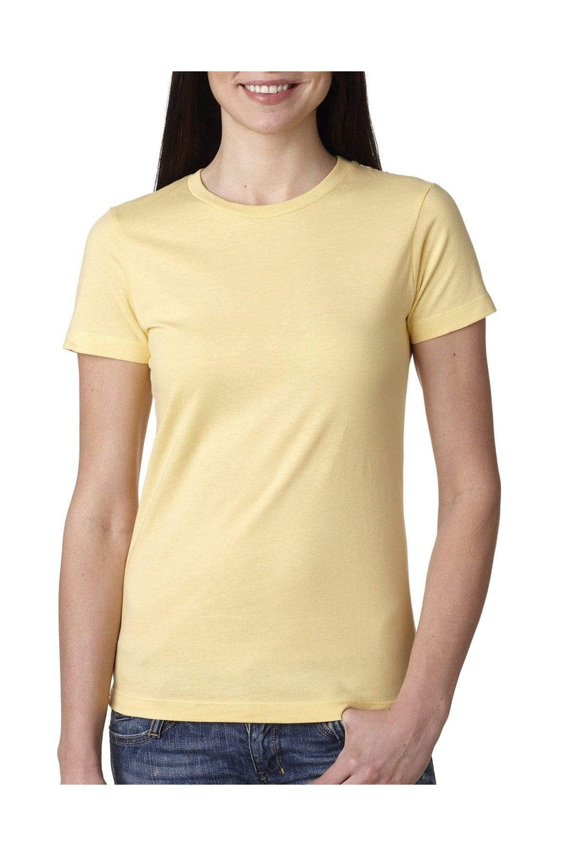 Next Level N3900: Ladies' Boyfriend T-Shirt-T-Shirts-Bulkthreads.com, Wholesale T-Shirts and Tanks