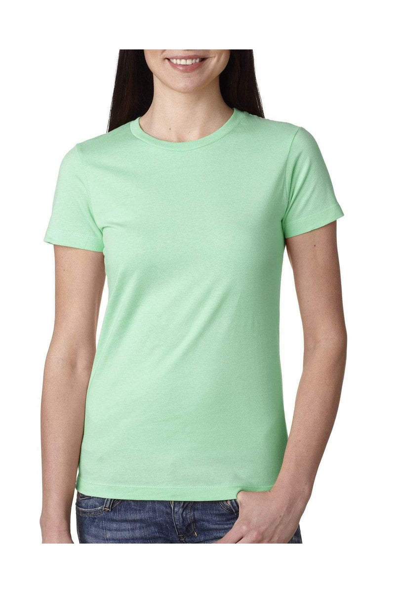 Next Level N3900: Ladies' Boyfriend T-Shirt, Traditional Colors-T-Shirts-Bulkthreads.com, Wholesale T-Shirts and Tanks