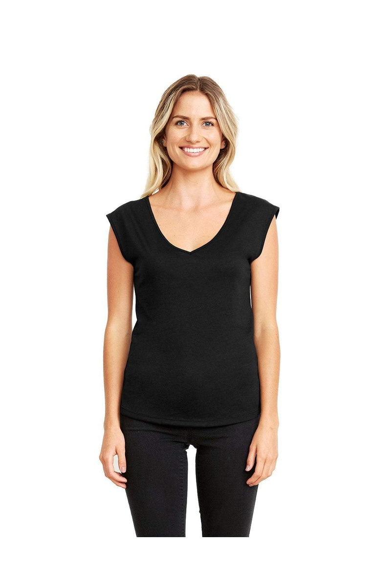 Next Level N5040: Ladies' Festival Sleeveless V-T-Shirts-Bulkthreads.com, Wholesale T-Shirts and Tanks