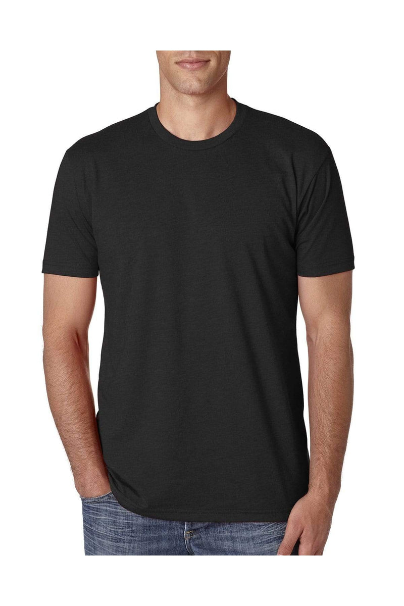 Next Level N6210: Men's CVC Crew, Basic Colors-T-Shirts-Bulkthreads.com, Wholesale T-Shirts and Tanks