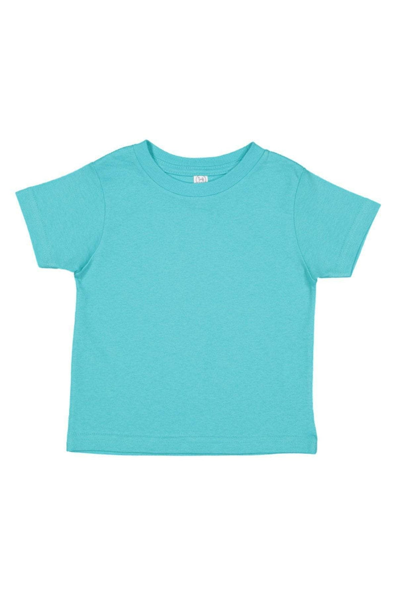 Rabbit Skins 3321: Toddler Fine Jersey T-Shirt, Traditional Colors-Infants | Toddlers-Bulkthreads.com, Wholesale T-Shirts and Tanks