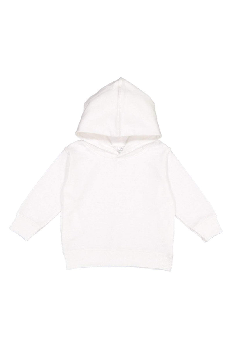 Rabbit Skins 3326: Toddler Pullover Fleece Hoodie-Infants | Toddlers-Bulkthreads.com, Wholesale T-Shirts and Tanks