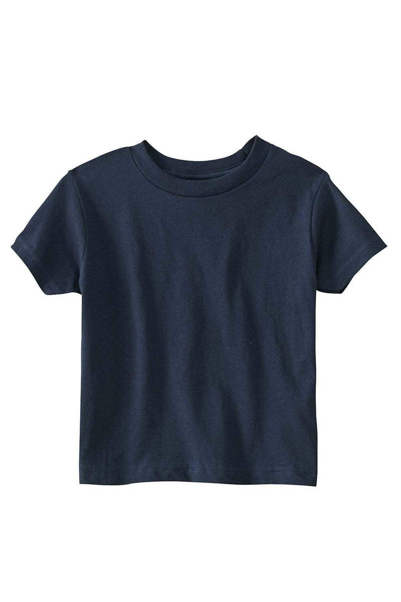 Rabbit Skins RS3301: Toddler Cotton Jersey T-Shirt, Basic Colors-Infants | Toddlers-Bulkthreads.com, Wholesale T-Shirts and Tanks