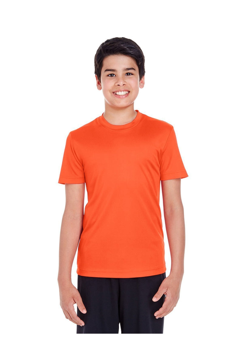 Team 365 TT11Y: Youth Zone Performance T-Shirt, Basic Colors-T-Shirts-Bulkthreads.com, Wholesale T-Shirts and Tanks