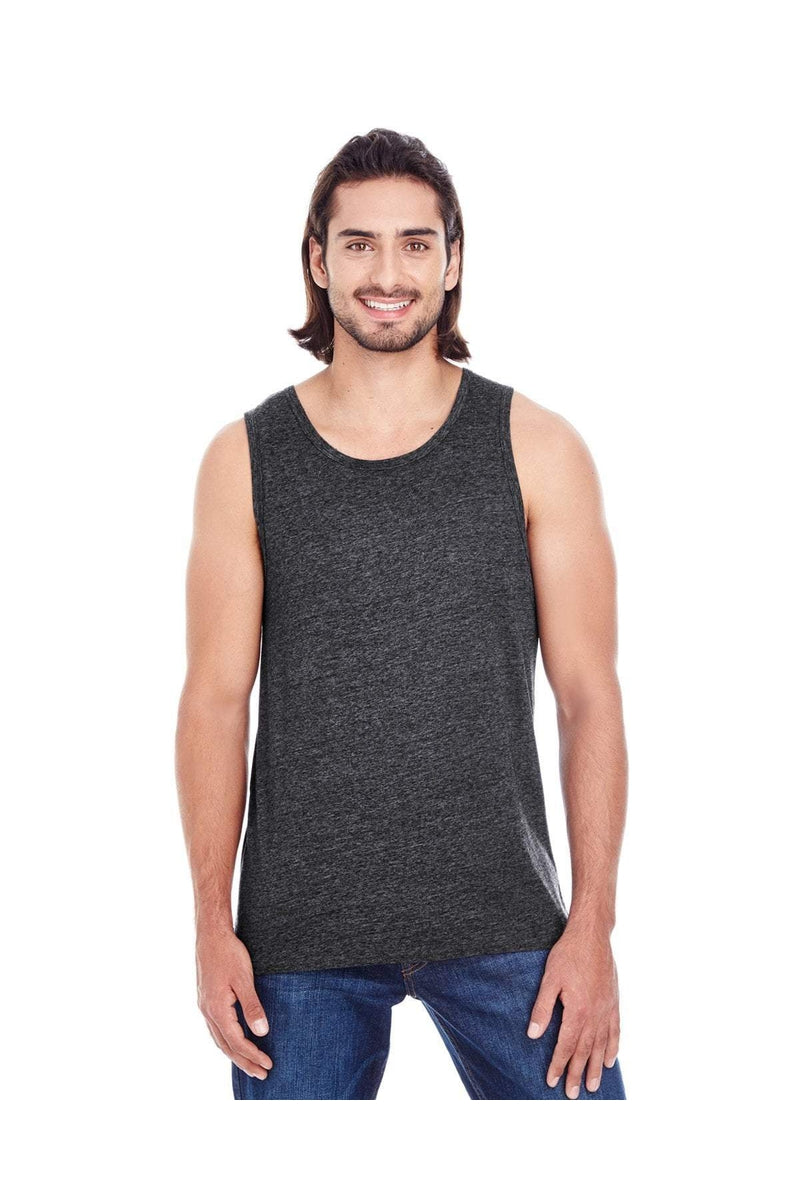 Threadfast Apparel 102C: Unisex Triblend Tank-T-Shirts-Bulkthreads.com, Wholesale T-Shirts and Tanks