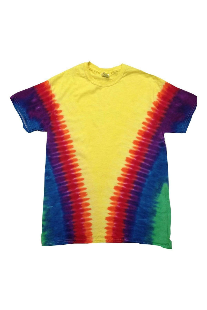 Tie-Dye CD100: Adult 5.4 oz., 100% Cotton T-Shirt, Extended Colors 28-T-Shirts-Bulkthreads.com, Wholesale T-Shirts and Tanks