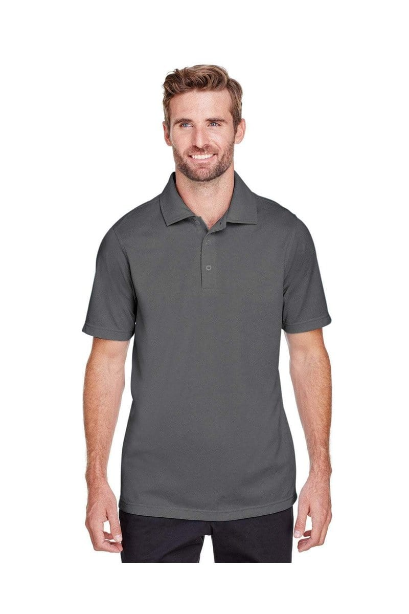 UltraClub UC102: Men's Cavalry Twill Performance Polo-Polos-Bulkthreads.com, Wholesale T-Shirts and Tanks