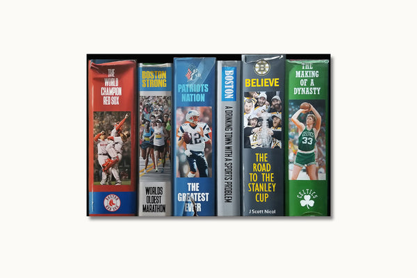 Boston Sports - LE Canvas Prints
