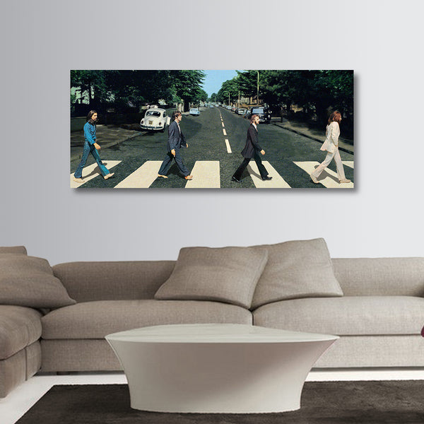Social Distancing 2020 LE Canvas Print