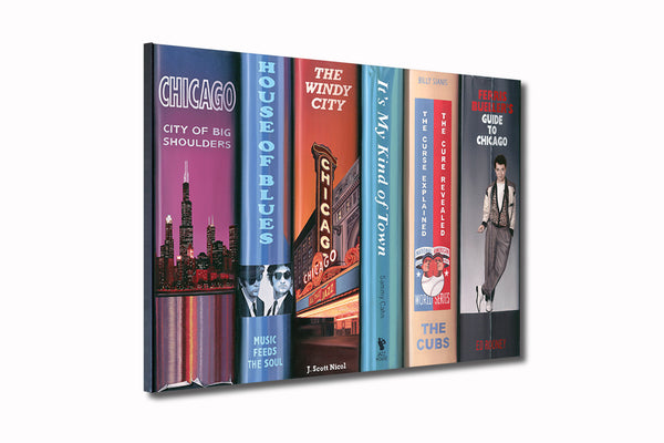 Windy City - LE Canvas Prints