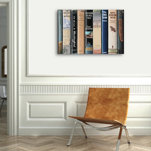 My Favorite Classics - LE Canvas Prints